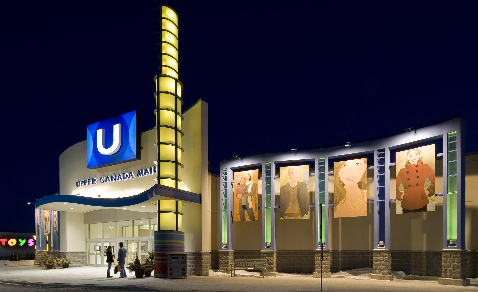 Upper Canada Mall Petroff